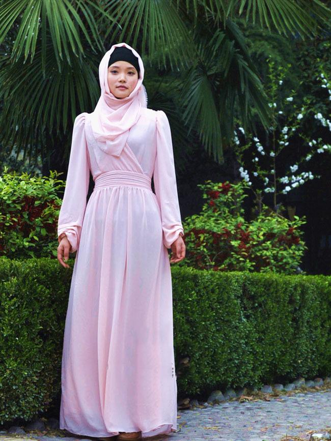Sade Nikah Elbise Modelleri