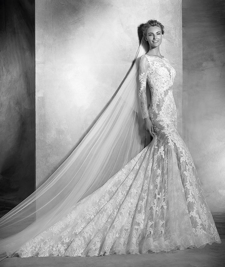 Bütün Bayanların Gözde Markası 2016 Pronovias Gelinlik Modelleri Muhteşem Videosu İle Geldi