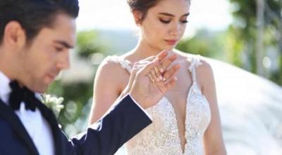Neslihan Atagül Düğün Merasimi