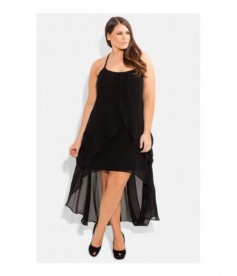 En Şık Kilolu Bayan Söz Elbiseleri 2016