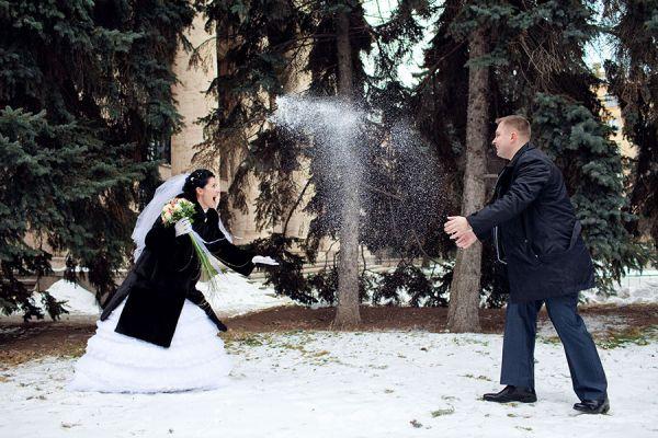 En Hoş Kış Düğünü