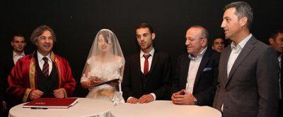 Görme Engelliler İçin Anlamlı ve Çok Güzel Nikah Töreni