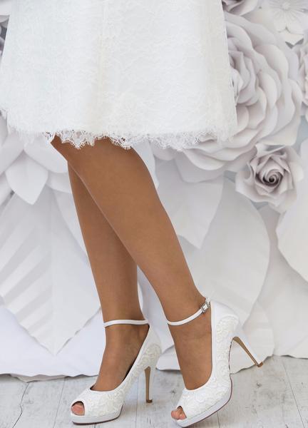 En Şık Gelin Ayakkabısı Modelleri 2018