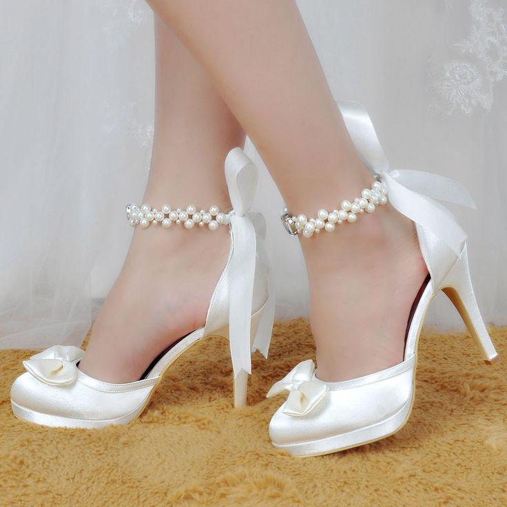 En Güzel Gelin Ayakkabısı Modelleri 2018