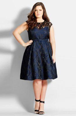 Kilolular İçin En Güzel Söz Elbise Modelleri